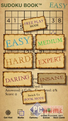 Big Bad Sudoku Book 数独游戏集合 for iPhone 3.2