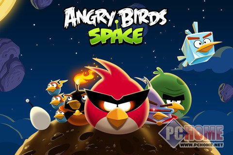愤怒的小鸟太空版 Angry Birds Space for iPhone 2.2.13