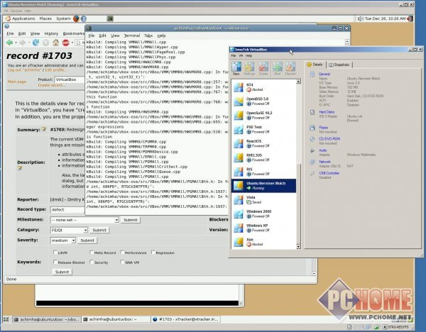 VirtualBox for Linux 5.2.12