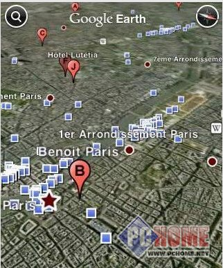 Google Earth 谷歌地球 for iPhone