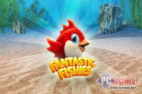 Fantastic Fishies 神奇水族馆 for iPad 1.1